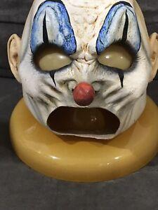 scary clown halloween mask