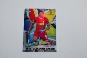 2020/21 - Topps Chrome Soccer - Trent Alexander-Arnold / Card #FS-TA