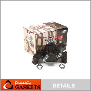 GMB Water Pump Fit 96-14 Chevrolet GMC Oldsmbile Workhorse 4.3L 5.0L 5.7L