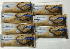 NUTRISYSTEMS LUNCH BARS 7 TRAIL MIX NEW