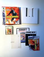 Mission: Impossible NINTENDO GAME BOY COLOR COMPLETE 100% CIB Boxed!