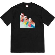 Authentic Brand New Supreme Swimmers Tee Black Size Medium S/S '18