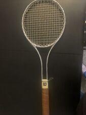 vintage wilson tennis racket