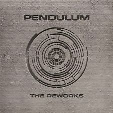 PENDULUM THE REWORKS CD (Released June 29th 2018)