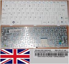 Tastiera Qwerty REGNO UNITO ASUS EEE EEEPC PC 1000 V021562HK2 04GOA0D1KUK00-1