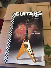 Rare Rick Nielsen Guitars Of The Stars By Bill Rich Volume 1 Cheap Trick 1993
