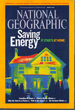 National Geographic March 2009 Canadian Oil Boom/Energy