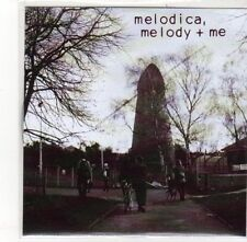 (DK802) Melodica, Melody + Me, Imperfect Time - 2012 DJ CD