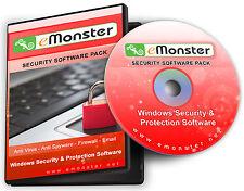 Internet Security Software DISC & Custodia-antivirus