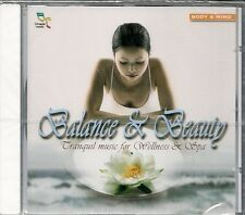 CD COMPIL 9 TITRES--RELAXATION--BALANCE & BEAUTY / MUSIC FOR SPA & WELLNESS