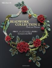Beadwork Collection II Beads into Blossoms Japanese Beads Craft Book Japan