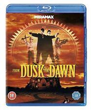 From Dusk Till Dawn [Blu-ray] [DVD][Region 2]