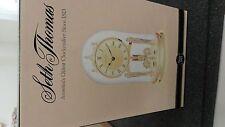Seth Thomas Gold Anniversary Clock, New boxed, AG0-170, 6 clocks - 1 price!!
