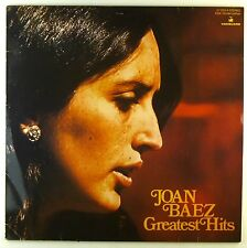 "12"" LP - Joan Baez - Greatest Hits - D755 - cleaned"