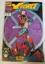 X-Force #2- Marvel- 2nd Appearance of Deadpool. Near mint condition