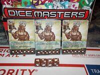 BAHAMUT 4 Dice D/&D Dice Masters Faerun Under Siege CUR RARE Uncommon Set