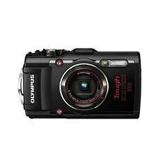 Olympus Stylus Tough TG-4 16.0 MP Digital Camera - Black