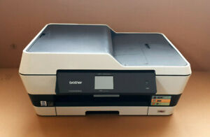 Brother MFC-J6520DW Multifunktionsgerät Tinte / USB, LAN, WLAN /unter 900 Seiten