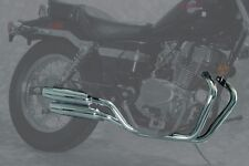 Honda Rebel 250 CMX250 Staggered Dual Exhaust Muffler STOCK One sided 1985-2014