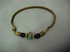 Cuff Signed Bracelet E Vintage Native Navajo Turquoise