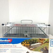 Havahart Model #1025 Live Animal Cage Trap Rat Squirrel Medium Rodent