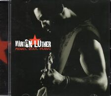 Martin Luther - Rebel Soul Music (Martin Luther McCoy) 2006 CD (New)