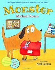 Monster,Michael Rosen, Neal Layton