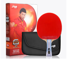 DHS Table Tennis Racket 6002, Double Happiness 6002, Ping Pong Paddle, Shakehand
