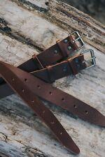 Multi-Camera dual leather strap harness shoulder fast belt  premium