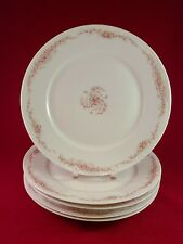 "THEODORE HAVILAND LIMOGES FRENCH SCHLEIGER 601D  5 DINNER PLATE 9 7/8"" DIAMETER"