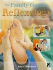 (Very Good)1856750493 The Family Guide to Reflexology,Ann Gillanders,Paperback,G