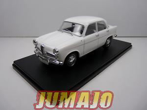 VQ65 Voiture 1/24 SALVAT Models : ALFA ROMEO Giulietta T1 1958