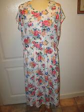 Unbranded Calf Length Scoop Neck Tunic Dresses for Women