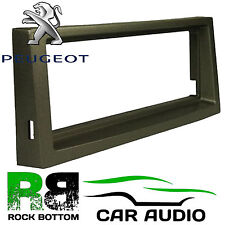 Peugeot 407 Saloon SW Estate 04 On 1  Din Car Stereo Radio Fascia Panel AFC5237