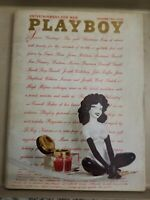 Playboy December 1964  * Very Good Condition * Free Shipping USA