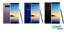 Samsung Galaxy Note 8 - N950U 64GB Factory Unlocked (GSM + CDMA) - All colors