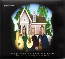 EVERCLEAR - SONGS FROM AN AMERICAN MOVIE VOL 1 - DIGIPAK COVER + BOOKLET