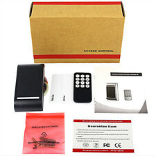 Hot Waterproof Standalone Access Controller Entry Control Card Reader Alarm Hot