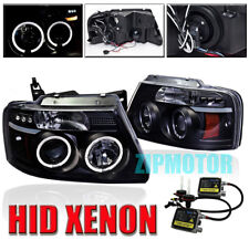 2004-2008 FORD F150 LED PROJECTOR HEAD LIGHTS+XENON HID