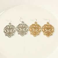 New Premier Designs Floral Drop Earrings Fashion Women Jewelry 2Colors Available