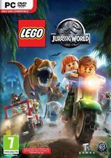 ORDINATEUR PC Jeu LEGO Jurassic World Expédition DVD PRODUIT NEUF