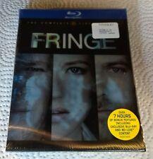 Fringe: First Season, Season 1 (2009, Canada) 3D Lenticular Slipcover Only
