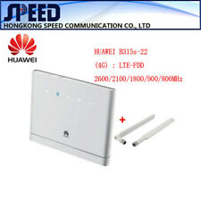 Huawei B315 s-22 Unlocked 4G LTE CPE 150 Mbps Wi-Fi Router - White