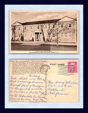 North Carolina Asheville Biltmore Bowling 20 July 1956 Henry Johnson, Oakland Ca