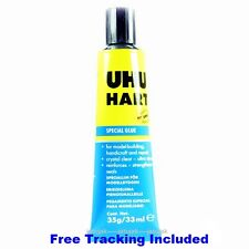 UHU Hart Wood Glue Modelling Adhesive 35 g Handicrafts Waterproof Fast Repairs