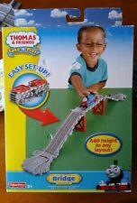 Thomas & Friends Take n Play FOLDING BRIDGE TRACK Take Along Fold Up Playset BOX