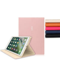 Ultra Slim PU Leather Stand Smart Cover Case for Apple iPad Pro 9.7 New iPad