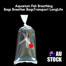10-100 PCS Aquarium Transportation Fish Shrimp Plants fishing bag Breathing Bag
