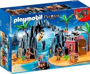 PLAYMOBIL Piraten-Schatzinsel 6679 NEU & OVP