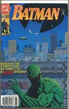 Batman 1940 series # 471 UPC code very fine comic book